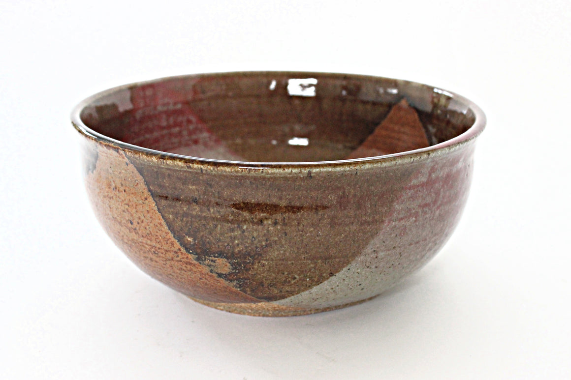 Fine Art Pottery Stoneware Bowl, Decorative Bowl, Serving Bowl