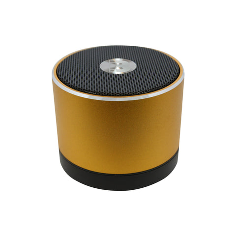 PowerJam Bluetooth Speaker - Gold