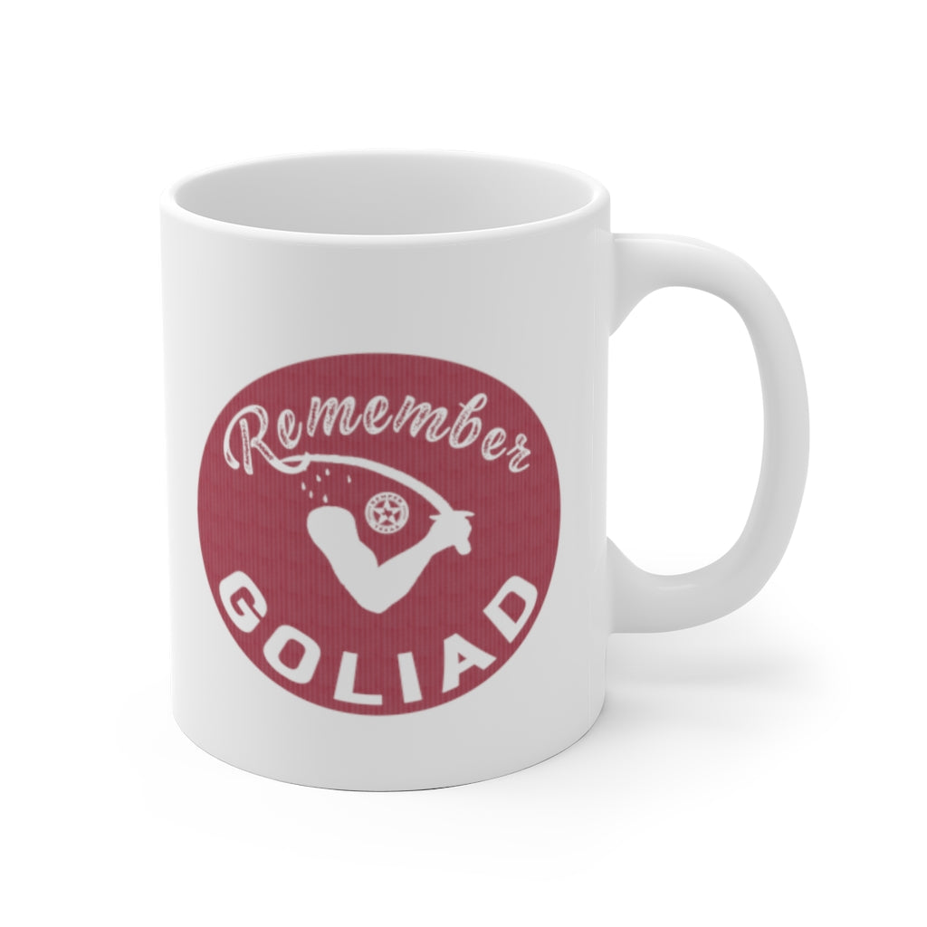 Remember Goliad Over Coffee
