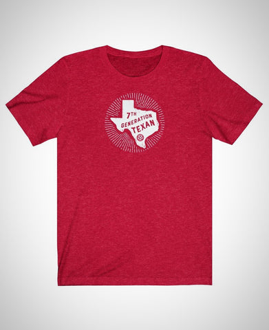 7th Generation Texan Shirt