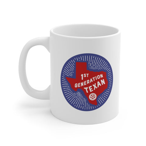 1st Generation Texan Mug