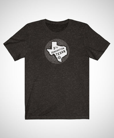 5th Generation Texan Shirt