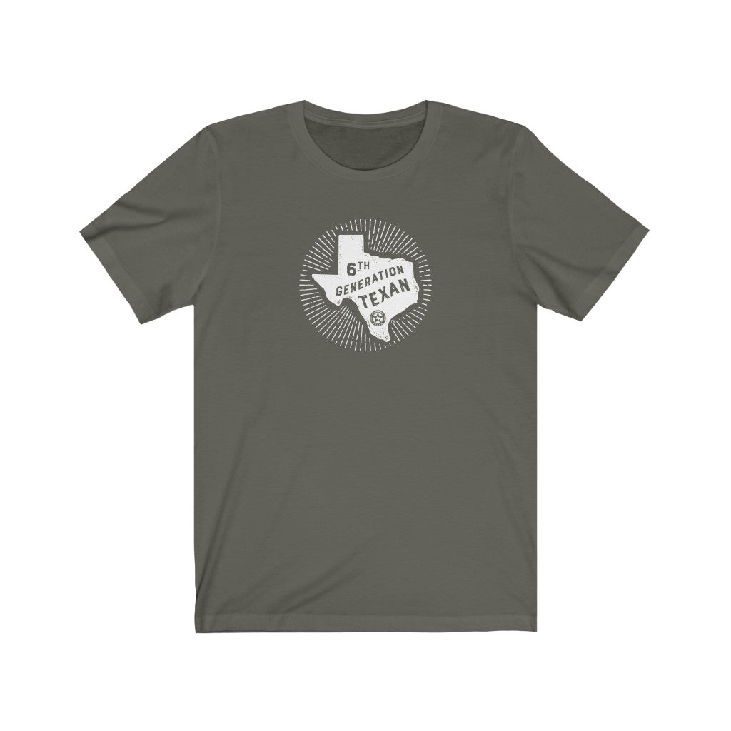 6th Generation Texan Tee