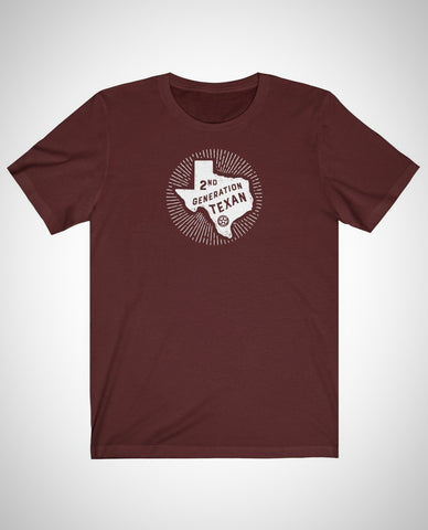 2nd Generation Texan Shirt
