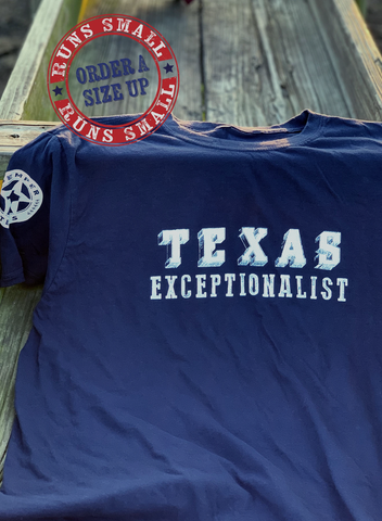 Texas Exceptionalist Shirt
