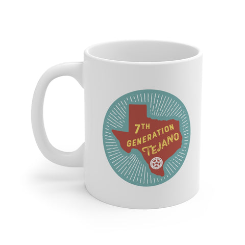 7th Generation Tejano Mug