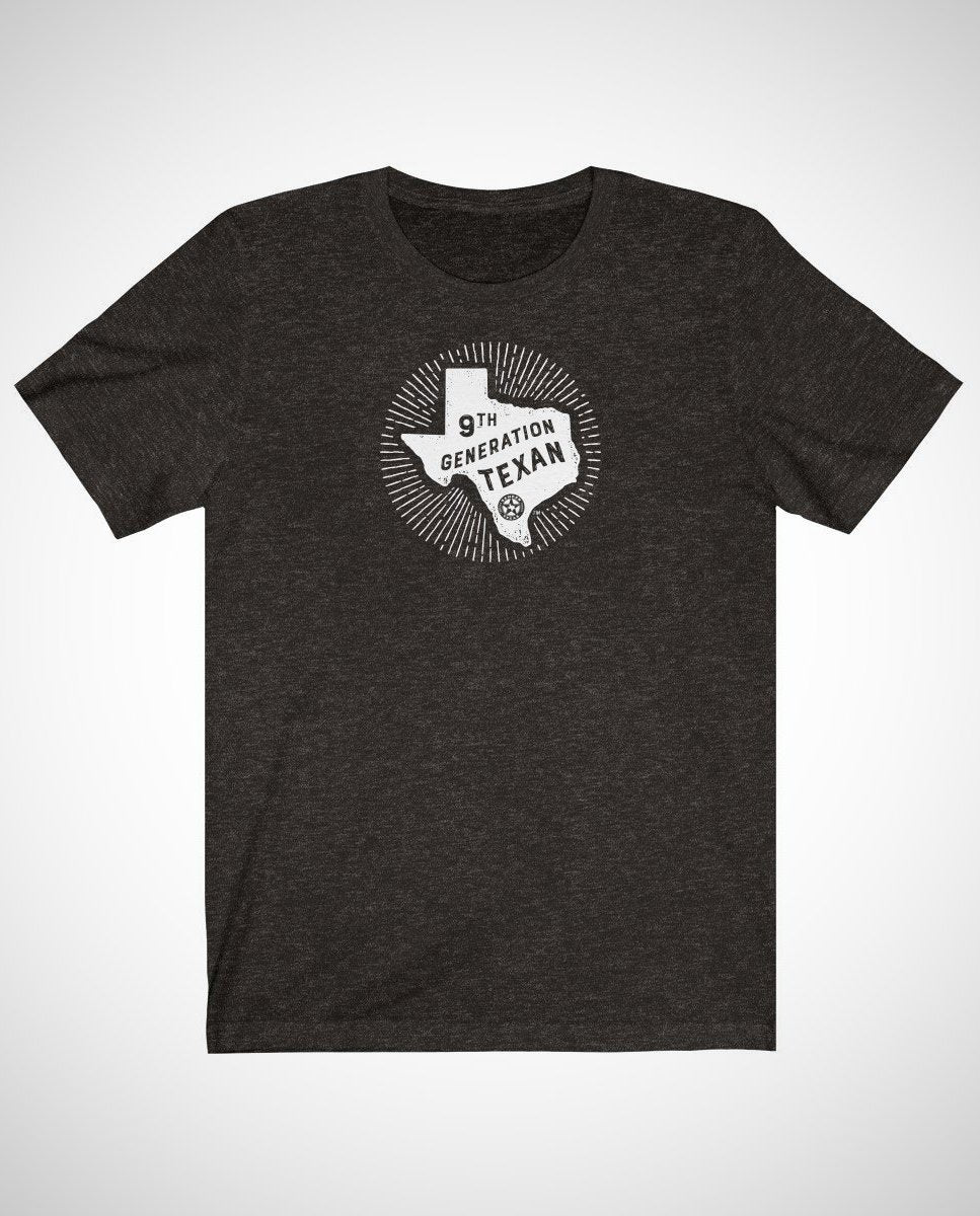 9th Generation Texan Shirt