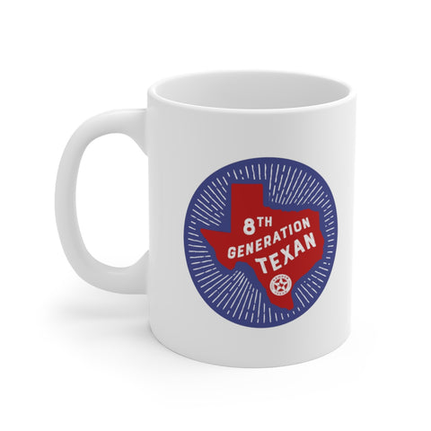 8th Generation Texan Mug