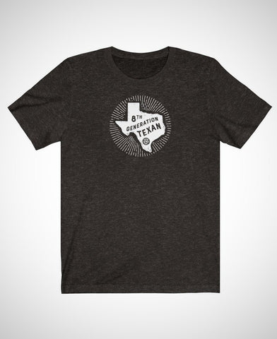 8th Generation Texan Shirt