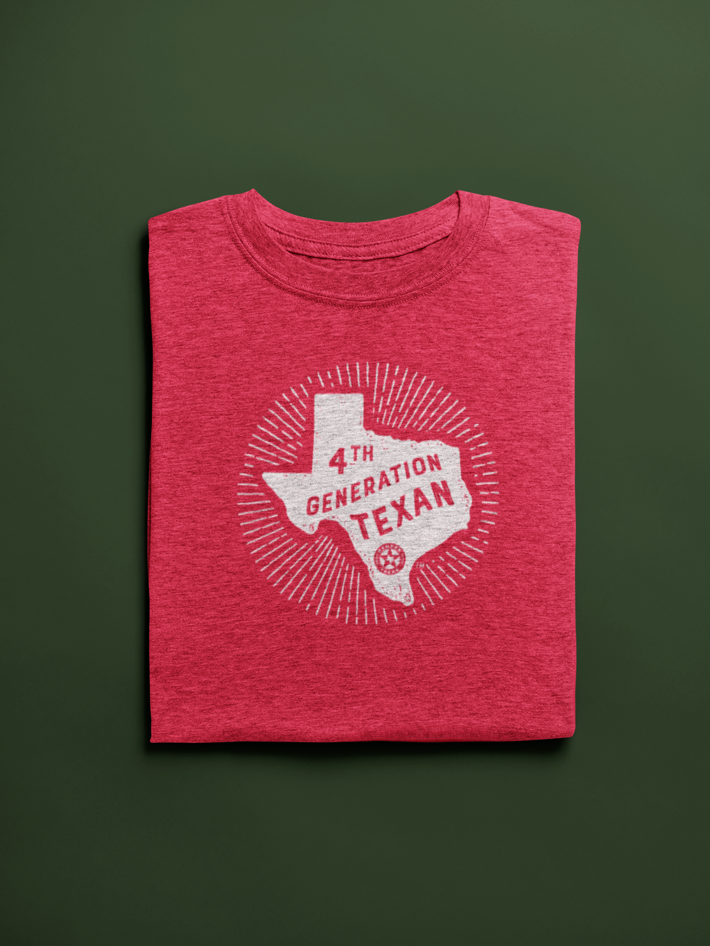 4th Generation Texan Shirt