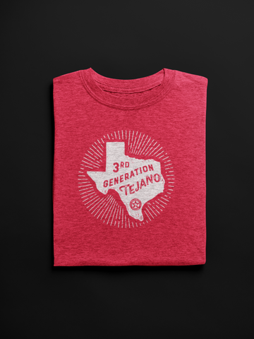 3rd Generation Tejano Shirt