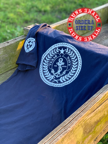The Republic of Texas Navy Shirt