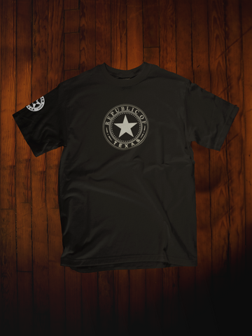 Seal of the Republic of Texas shirt