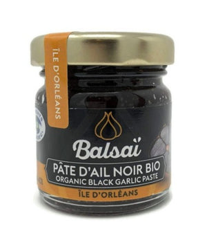 Load image into Gallery viewer, Pâte d'ail noir bio