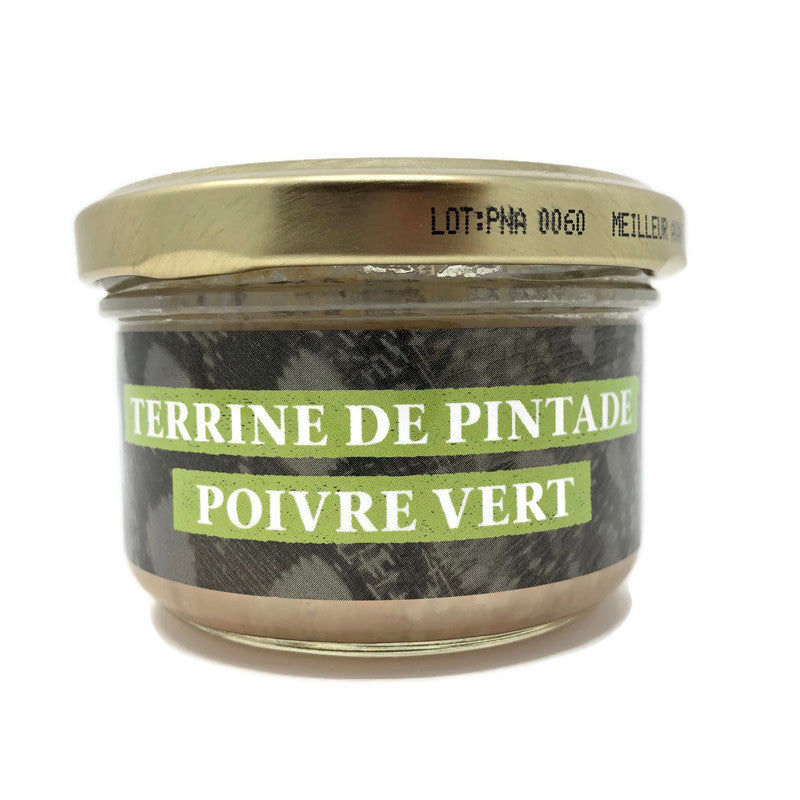 Load image into Gallery viewer, Terrine de pintade au poivre vert