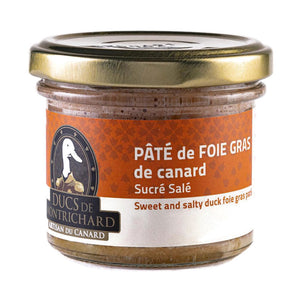 Load image into Gallery viewer, Sweet and salty duck foie gras paté