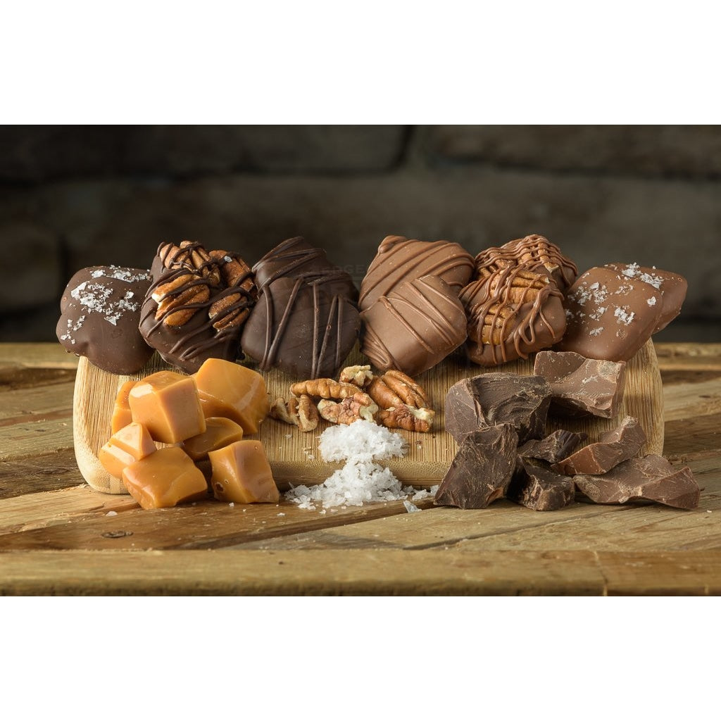Caramel Sample Box Caramels