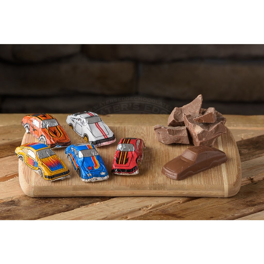Chocolate Race Car