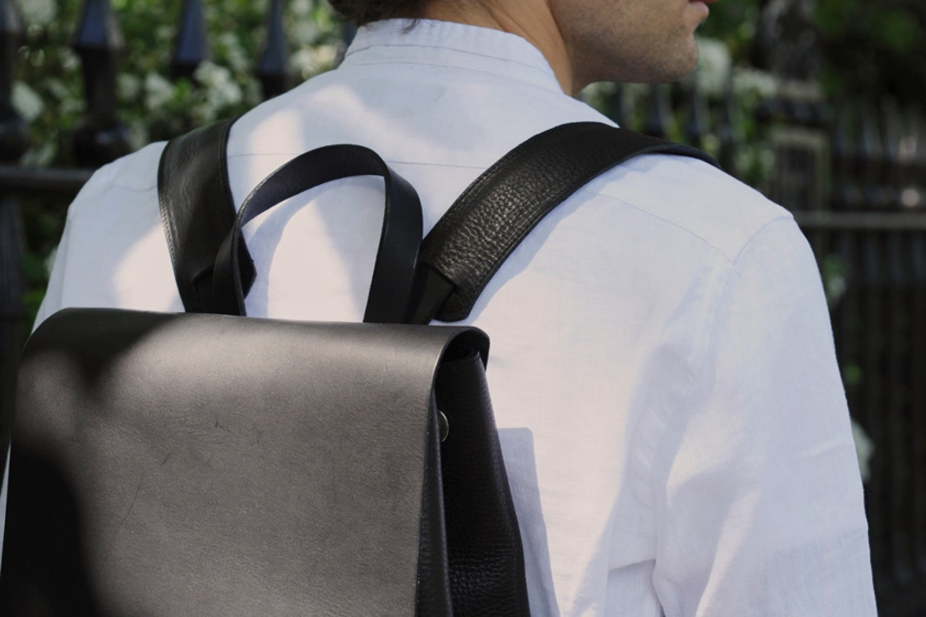 Around Town - Buckle Backpack
