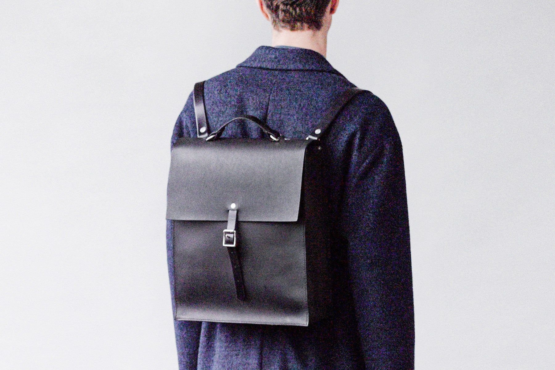 Look: Structured Backpack