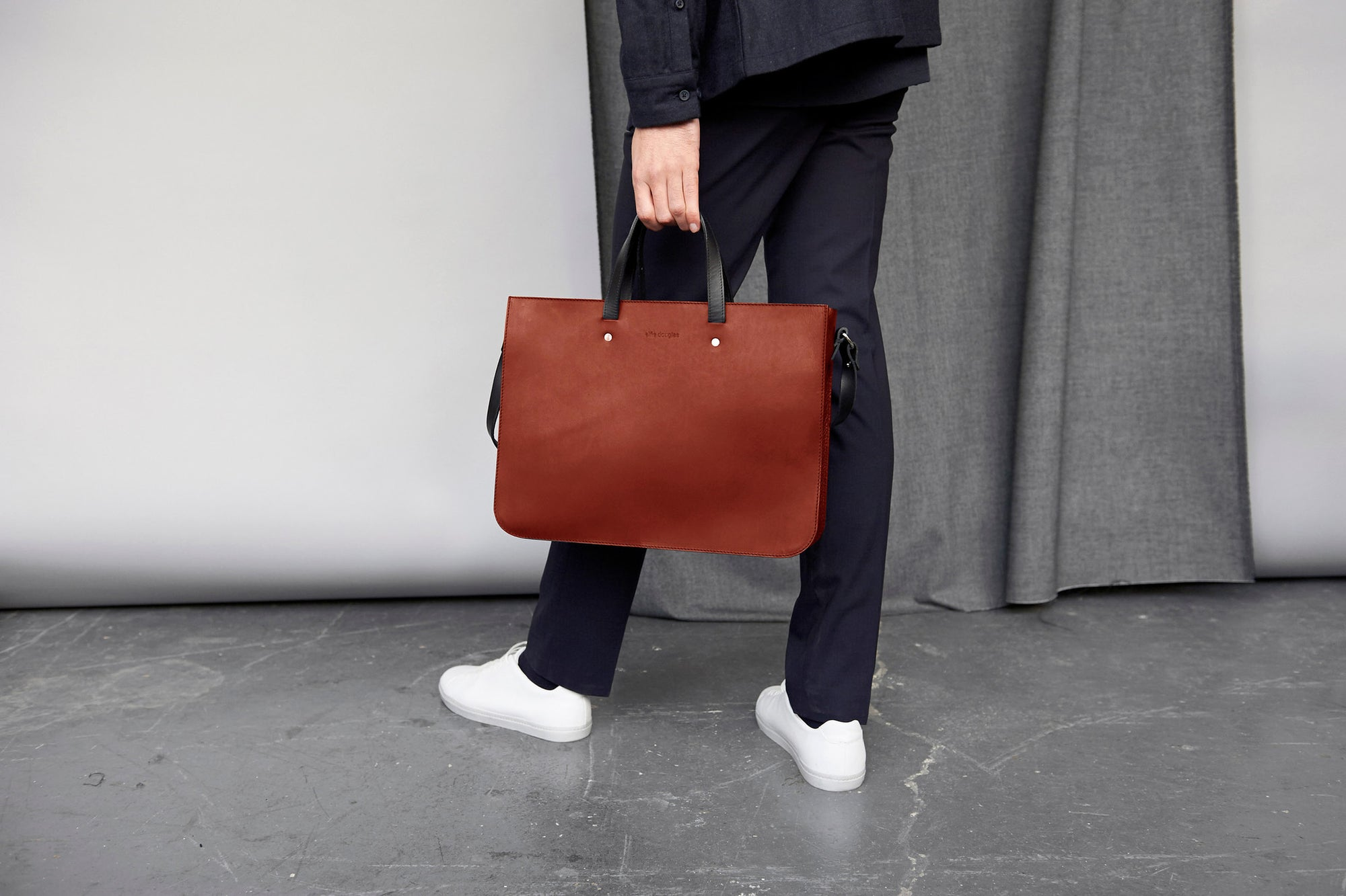 Look: The Briefcase Tote