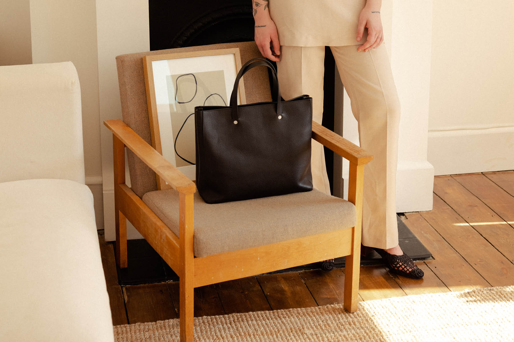 Introducing: The Carry Tote