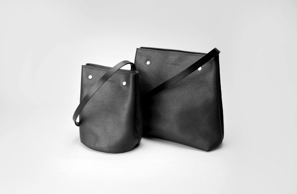 Alfie Douglas Design of The Minimal Zero Bag Handmade England