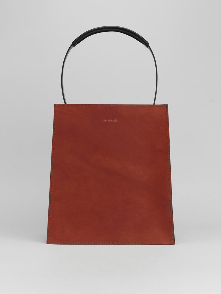 Alfie Douglas handmade in England leather minimal tote London