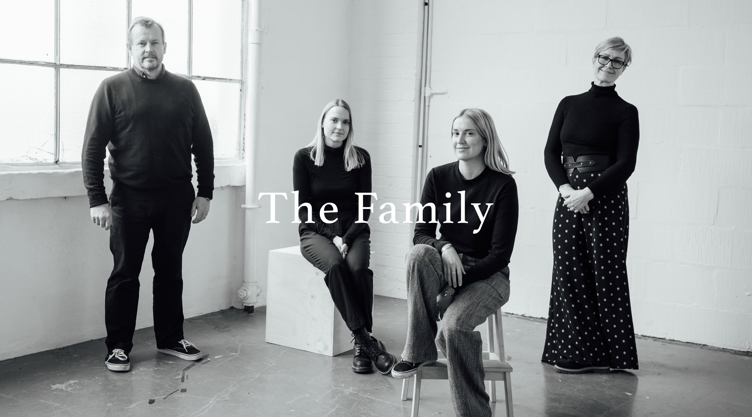 Alfie Douglas Family and founders