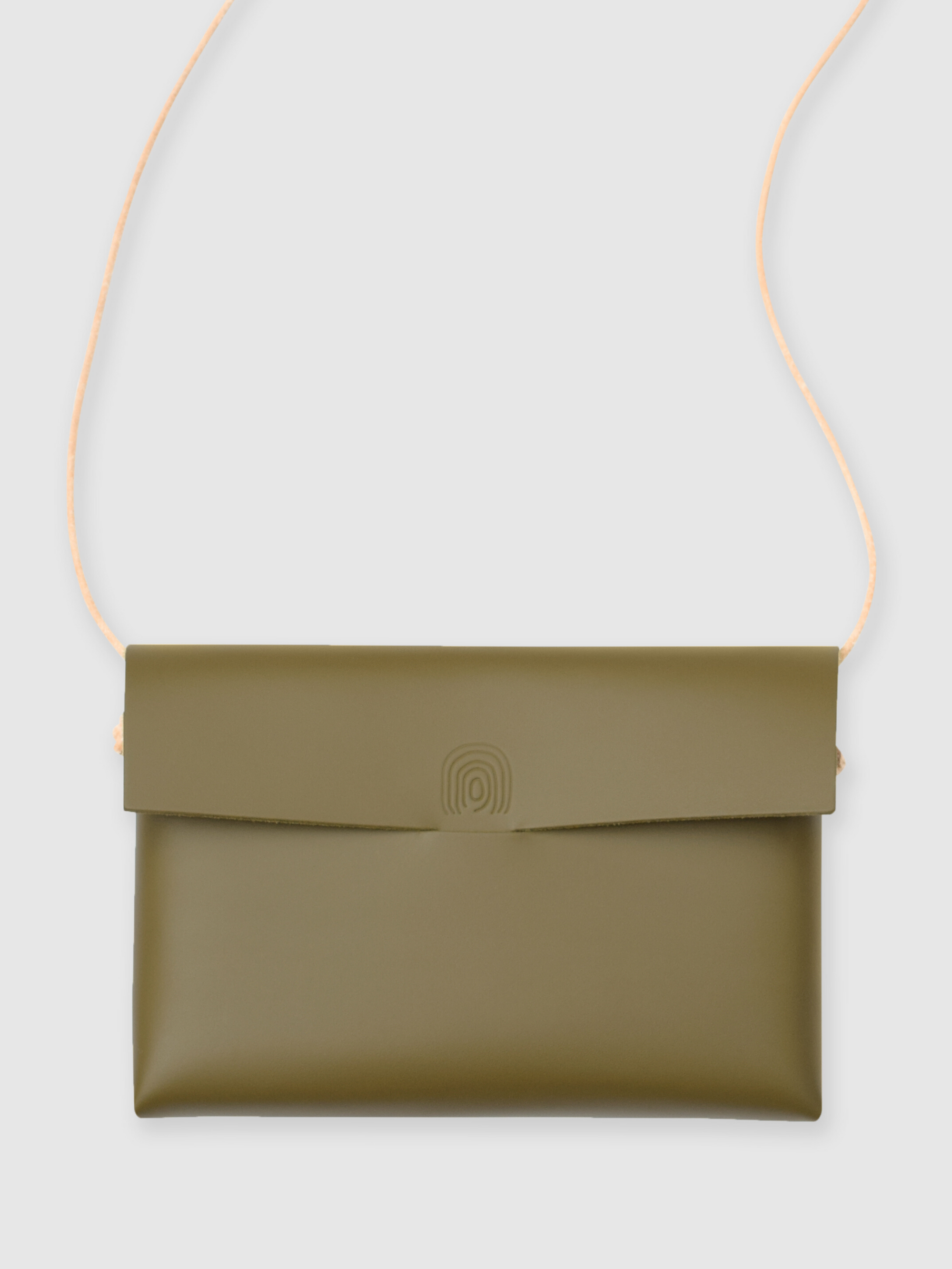 maxi case - Alfie Douglas - minimal leather bags backpacks handmade in England