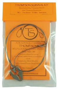 Thompson Snares Survival Snare Kit