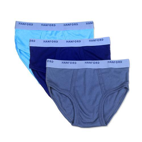 Hanford Boys Hipster Briefs Orbit (3in1 Pack)