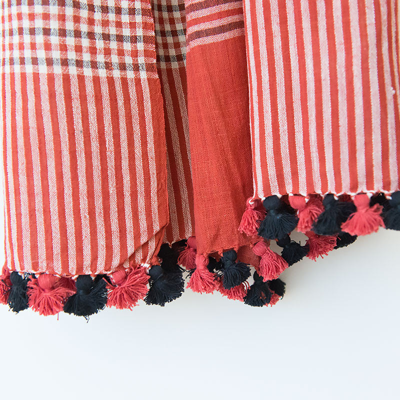 Black Chile Scarf