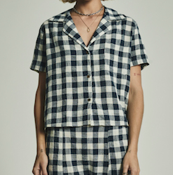 The Gingham Camp Shirt