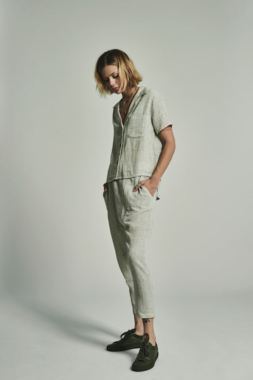 The Wisteria Camp Pant