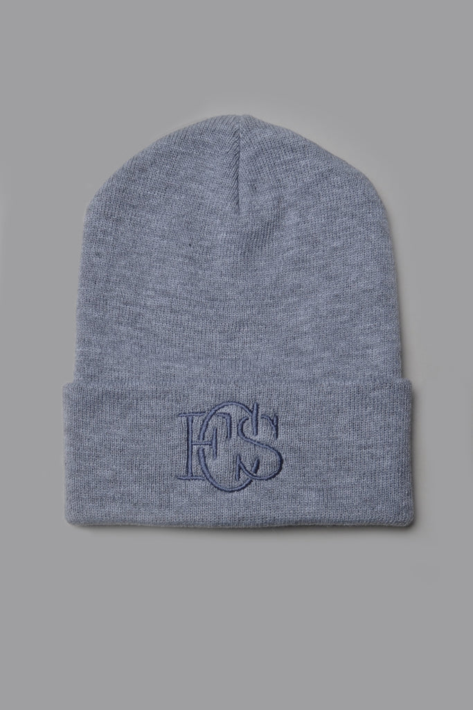 Heather Grey FCS Beanie