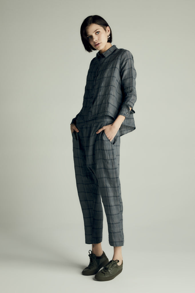 The Primrose Pant Plaid