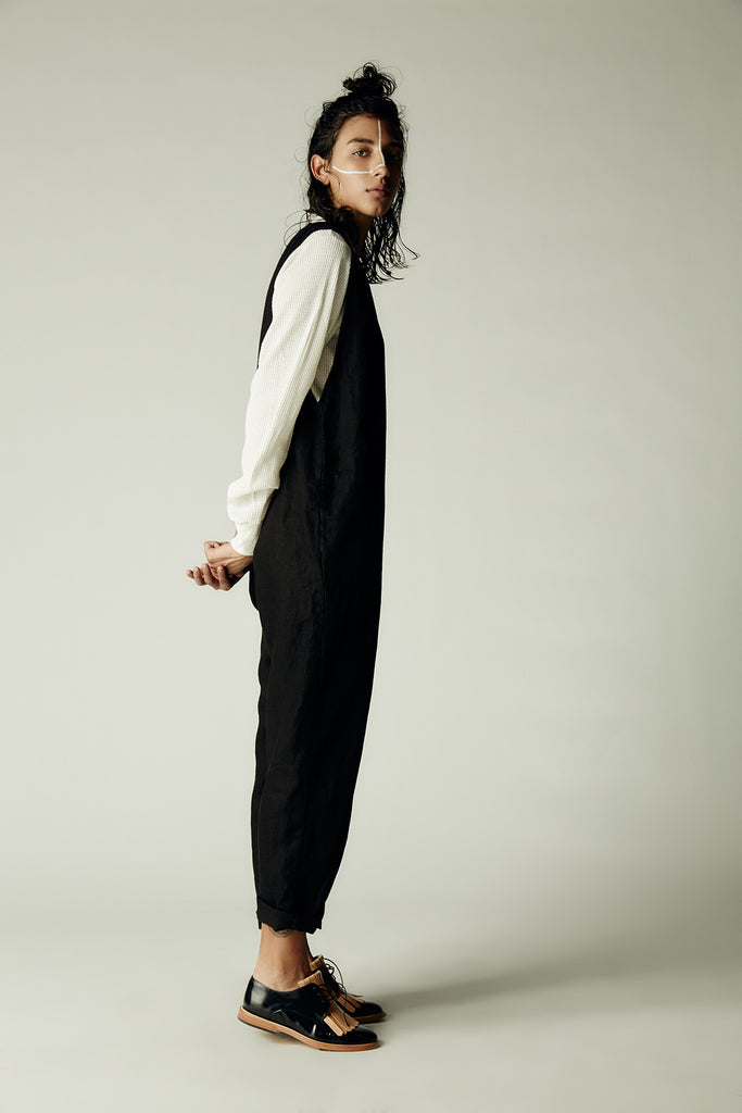 Mill Jumpsuit Black