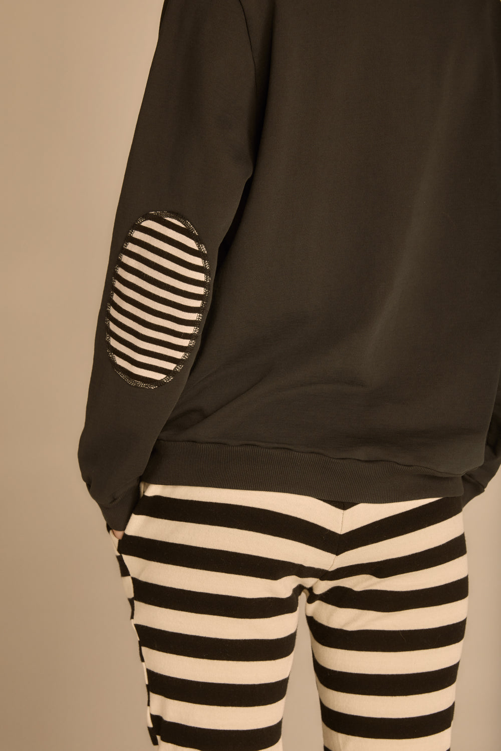 The Striped Passage Pullover