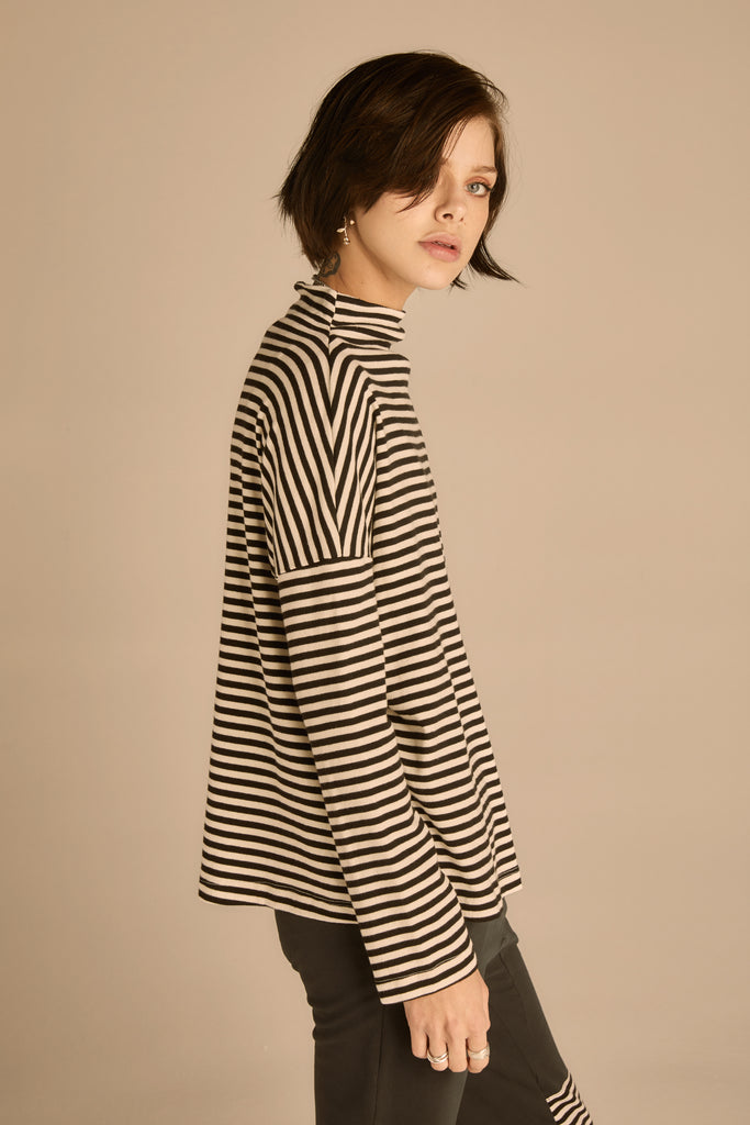 Stripe Canal Jumper
