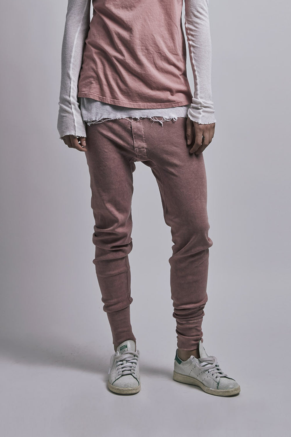 Rose Long Johns