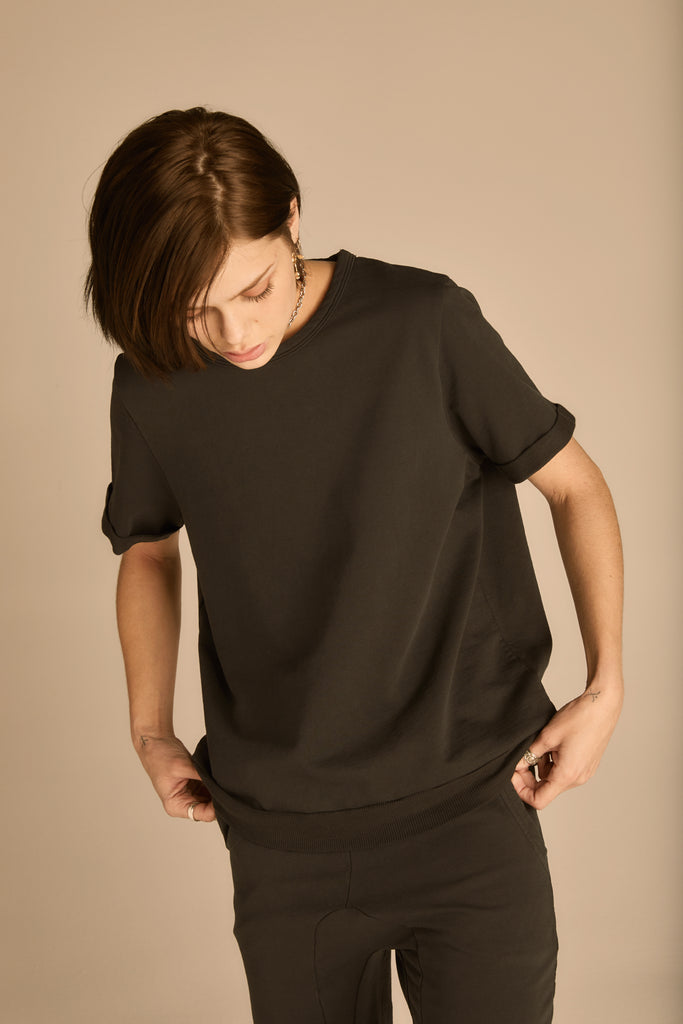 The Charcoal Union Jumper