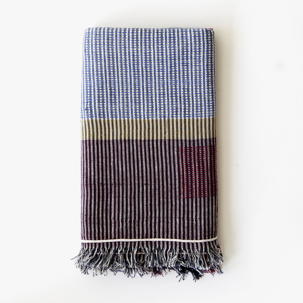 Smoked Salt Scarf