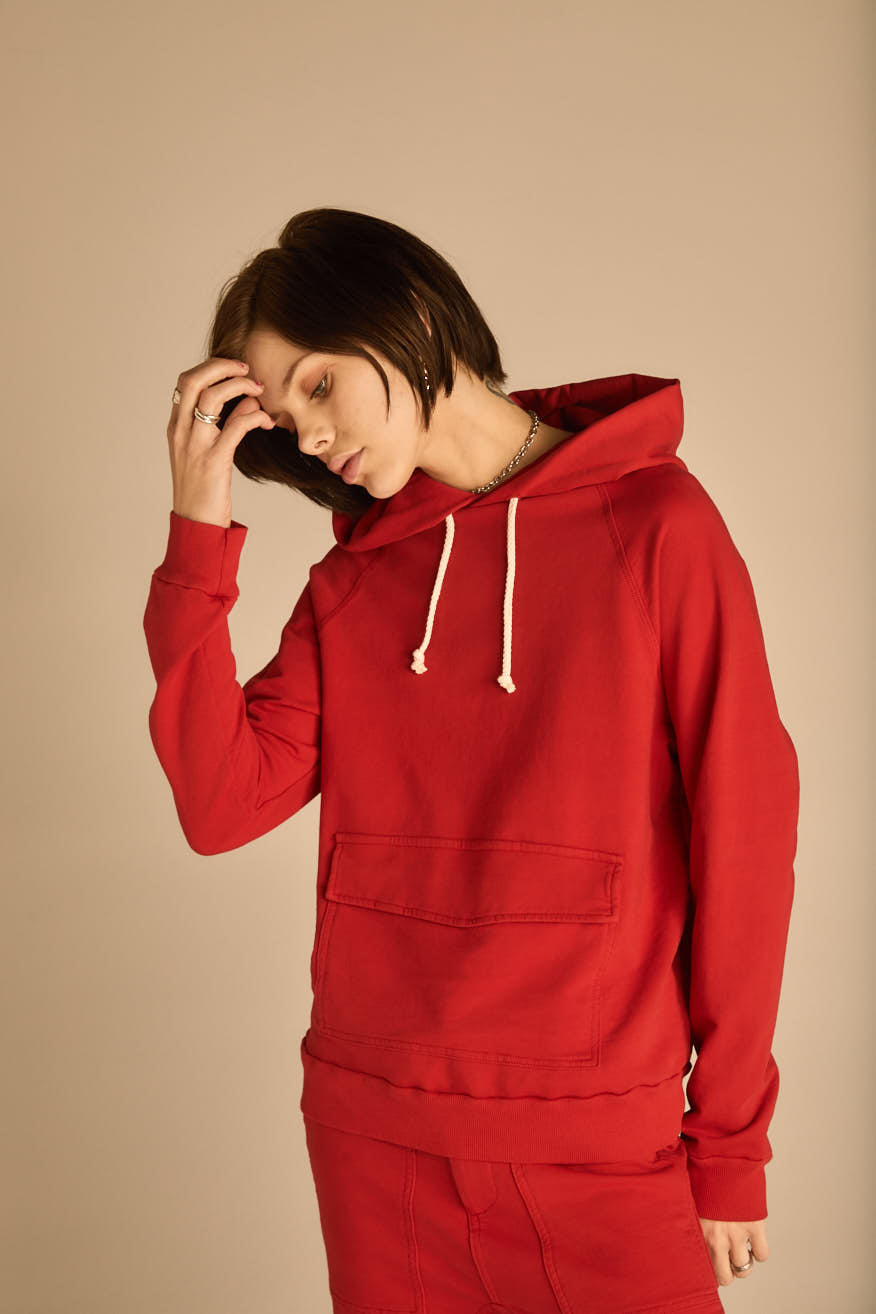 The Red Brixton Hoodie