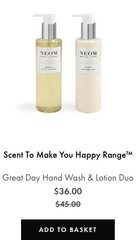 Great Day Wash & Lotion