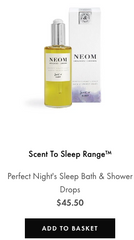 Perfect Night's Sleep Bath Drops