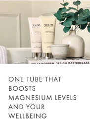 one tube that boosts magnesium levels and your wellbeing