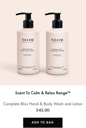 complete bliss wash & lotion