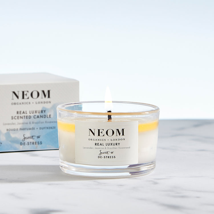 Real Luxury Scented Candle (Travel)
