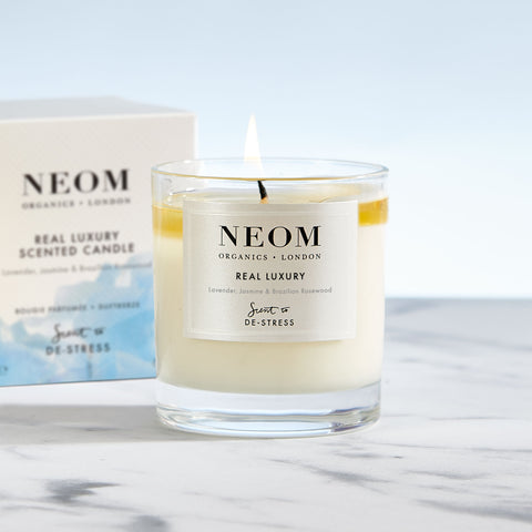 Real Luxury Scented Candle (1 Wick)
